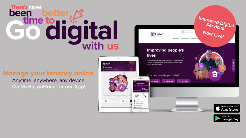 Go Digital with us